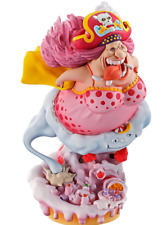 ONE PIECE LOGBOX RE BIRTH Whole Cake iIsland Big Mom Japan import NEW