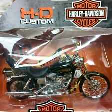 Maisto Harley Davidson Motorcycles Series 32 1997 Fxdwg Dyna Wide Glide