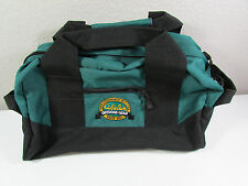 Cabela's Carry On Hunting Fishing Camping Hiking Green Small Duffle Gym Bag