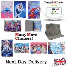 Samsung Galaxy Tablet Case for Tab S S2 S3 S4 Avenger Princess FROZEN KIDS Cover