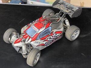 RC Vintage électrique Modelco Buggy EB-4 Evolution 2 1/10 Tamiya Kyosho Nikko