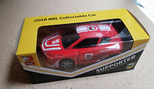 St George Illawarra Dragons 2018 NRL Official Supporter Collectable Model Car