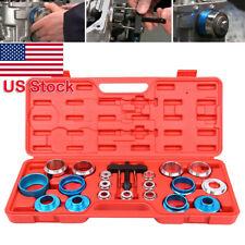 Crankshaft Camshaft Oil Seal Remover Installer Puller Adapters Tool Kit US Hot