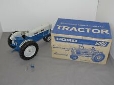Vintage 1/12 Hubley Ford 6000 Vintage Toy Tractor W/3PT Hitch NIB RARE!!!