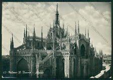 Milano Città Duomo Foto FG cartolina VK2537