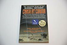 Crash at Corona 50th Anniversary Edition Book Berliner Friedman (Autographed)