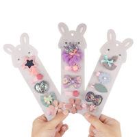 Baby Girls Princess Barrettes Cute Hairpins Cartoon Headwear Kids Hair Clips