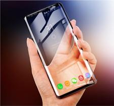 Für Samsung Galaxy S9 4D Anzeiger Glas Curved Display Schutz Folie Full Schwarz