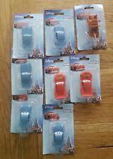 DISNEY PIXAR CARS MOVIE  Miniature Figurine LOT - NEW BIRTHDAY FAVOR