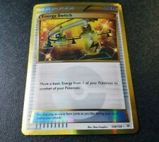 Pokemon XY Roaring Skies - Energy Switch 109/108 Secret Rare - NM (Near Mint)