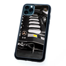 AMG Custom Engine 7.3L V12 Turbo Petrol Silicone Rubber TPU Phone Case Cover
