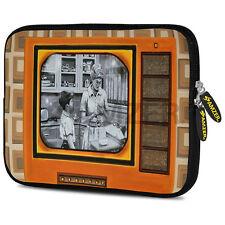 Amzer 7.75 Inch Neoprene Sleeve Good Old Days TV Case Amazon Kindle Fire Samsung