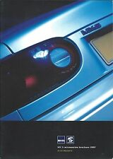 Mazda MX-5 Accessories By Moss Brochure 1997 26 Pages inc Performance Tuning