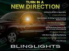 Add-On LED Side View Mirror Turnsignal Lights for Dodge Ram Dakota