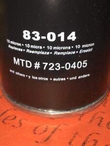 Oregon Part # 83-014 Filter Hydraulic Mtd 723-0405