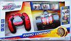 Fly Wheels RC RED Version Remote Radio Control Wheel Vehicle Stunt New Jakks