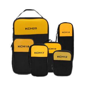 Carry Soft Case Bag for Fluke 15B+ 17B+ 18B+ 101 107 115C 116 117 175 177 179