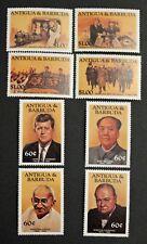 Timbre ANTIGUA - Yvert et Tellier n°797 à 804 n** Mnh (Cyn31) Stamp