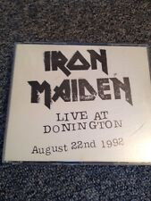 Iron Maiden - Live at Donnington 1992 Double-CD (First-Press,Erstpressung)
