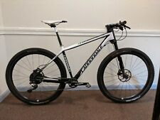 Cannondale F29 Factory Edition CARBON  (Flash 29er  - F-SI) Size: LARGE