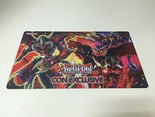 Custom Red Dragon Archfiend Comic Con Exclusive - Brand New Mat YuGiOh UK Seller