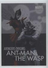 2014 Rittenhouse Marvel Universe Avengers Origins #AO1 Ant-Man The Wasp Card 2q1