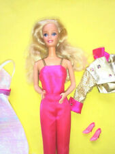 barbie vintage superstar crystal 1983 philippines con abito outfit talk with me