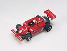 New listing tyco 440x2 f1 Budweiser #3 red ho slot car