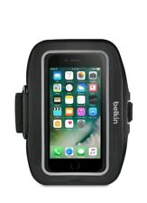 BELKIN Sport Fit Plus Armband Black iPhone 7  - Free Shipping!