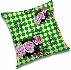 Pillow Case Rose Flowers Square Pillow Case Home Decor Printed