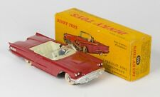 FRENCH Dinky 555 Ford Cabriolet 'Thunderbird'. Red. Near-Mint & Boxed. 1960's