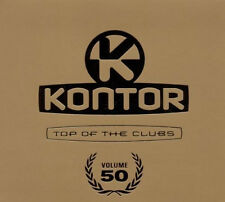 KONTOR = Top Of The Clubs 50 = Avicii/Chase/Doorn/Muzzaik..=3CD= groovesDELUXE!!