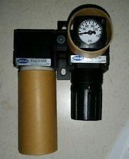 FABCO-AIR FA2-FR1PA Regulator Lubricator NEW