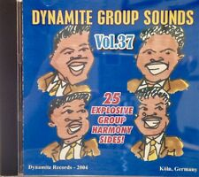 DYNAMITE GROUP SOUNDS - Volume #37 - 26 VA Tracks