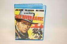 Red River Range (Blu-ray Disc, 2012) John Wayne