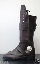 Space Pirate Captain Harlock boots Cosplay Shoes Custom Made < Lotahk >
