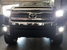 2016 2017 2018 TOYOTA TUNDRA   LED HEADLIGHT & FOGLIGHT UPGRADE KIT.