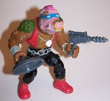 Vintage 1988 Teenage Mutant Ninja Turtles Bebop (soft head) Action Figure - TMNT