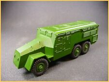DINKY TOYS militaire GB armoured command véhicule meccano ltd 677