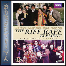 THE RIFF RAFF ELEMENT - COMPLETE SERIES  - 12 EPISODES *BRAND NEW DVD BOXSET***