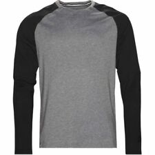 Nike Sportswear Bonded Long Sleeve Carbon Gray Black US Size L FREE SHIPPING NEW