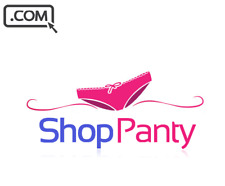 ShopPanty .com - Brandable Domain Name for sale - PANTY SHOP ONLINE DOMAIN NAME