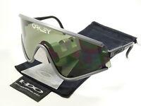 Oakley Eyeshade Grey 1984 Sonnenbrille M Frame Radarlock Jawbone Razor Blade Rar