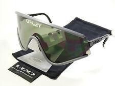 Oakley Eyeshade Grey 1984 Sunglasses M Frame Radar Lock Jawbone Razor Blade RAR