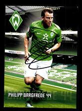 12 Autogrammkarten Werder Bremen 2011-12 Original Signiert+A 158256