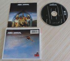 CD ALBUM ARRIVAL ABBA  11 TITRES 1997 REMASTERS