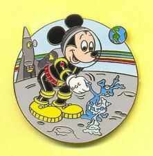Disney Mickey SpaceSuit with Aliens LE 300 Pin RARE