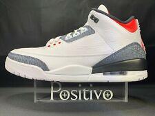 Jordan 3 Retro SE Fire Red Denim (2020) US 14