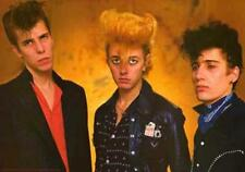 Stray Cats Brian Setzer 1981 Portrait Poster 27x38