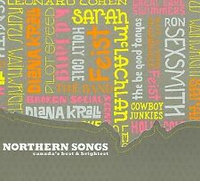 Northern Songs: Canada's Best & Brightest [Digipak] by Various Artists (CD,...
